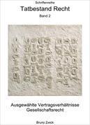 Cover-Bild zu Tatbestand Recht Bd. 2 von Zwick, Bruno