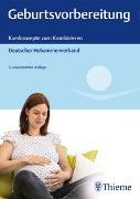 Cover-Bild zu Geburtsvorbereitung von Deutscher Hebammenverband e.V. (Hrsg.)
