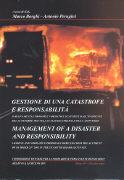 Cover-Bild zu Gestione di una catastrofe e responsabilità Management of a disaster and responsibility