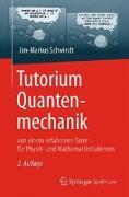 Cover-Bild zu Tutorium Quantenmechanik