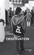 Cover-Bild zu Bledowski, Julian (Zeichn.): Observation