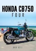 Cover-Bild zu Ker, Rod: Honda CB750 Four
