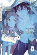 Cover-Bild zu Ichiiro, Hako: Brother for Rent 03