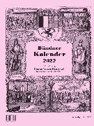 Cover-Bild zu Bündner Kalender 2022