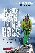 Cover-Bild zu eBook Nur der Berg ist mein Boss