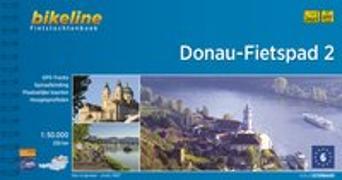 Cover-Bild zu Bikeline Radtourenbuch Donau-Fietspad 2. 1:50'000