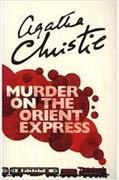 Cover-Bild zu Christie, Agatha: Murder on the Orient Express