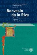 Cover-Bild zu Bonvesin de la Riva