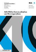 Cover-Bild zu Schriftliche Kommunikation und Korrespondenz