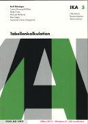 Cover-Bild zu Tabellenkalkulation