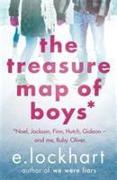 Cover-Bild zu Lockhart, E.: Ruby Oliver 3: The Treasure Map of Boys