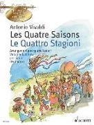 Cover-Bild zu Les Quatre Saisons / Le quattro stagioni