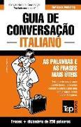 Cover-Bild zu Guia de Conversação Portuguès-Italiano E Mini Dicionário 250 Palavras