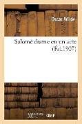 Cover-Bild zu Salomé Drame En Un Acte von Wilde-O