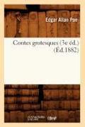 Cover-Bild zu Contes Grotesques (3e Éd.) (Éd.1882) von Poe E. a.