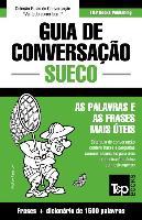 Cover-Bild zu Guia de Conversação Portuguès-Sueco E Dicionário Conciso 1500 Palavras