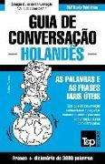 Cover-Bild zu Guia de Conversação Portuguès-Holandès E Vocabulário Temático 3000 Palavras