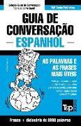 Cover-Bild zu Guia de Conversação Portuguès-Espanhol E Vocabulário Temático 3000 Palavras