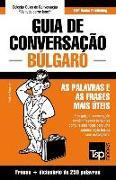 Cover-Bild zu Guia de Conversação Portuguès-Búlgaro E Mini Dicionário 250 Palavras