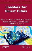 Cover-Bild zu Enablers for Smart Cities (eBook) von Tokuda, Hideyuki (Hrsg.)
