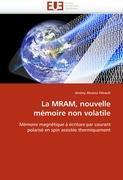 Cover-Bild zu La MRAM, nouvelle mémoire non volatile von Alvarez-Herault-J