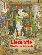 Cover-Bild zu Steffensmeier, Alexander: Lieselotte Weihnachtskuh