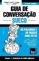 Cover-Bild zu Guia de Conversação Portuguès-Sueco E Vocabulário Temático 3000 Palavras