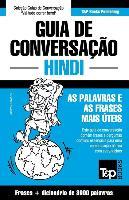 Cover-Bild zu Guia de Conversação Portuguès-Hindi E Vocabulário Temático 3000 Palavras