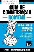 Cover-Bild zu Guia de Conversação Portuguès-Romeno E Vocabulário Temático 3000 Palavras