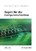 Cover-Bild zu Regeln für das Computerschreiben - Das erfolgreiche Standardwerk, Bundle