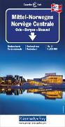 Cover-Bild zu Mittel Norwegen. 1:335'000
