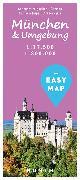 Cover-Bild zu EASY MAP München & Umgebung