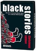 Cover-Bild zu black stories - Christmas Edition von Harder, Corinna