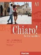 Cover-Bild zu Chiaro! A1. Kurs- und Arbeitsbuch mit CDs von Savorgnani, Giulia de