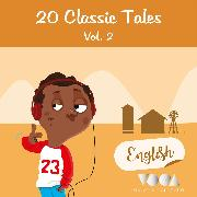 Cover-Bild zu 20 Classic Tales (vol. 2) (Audio Download) von Andersen, Hans Christian