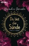 Cover-Bild zu Du bist die Sünde (eBook) von Henke, Sandra