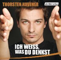 Cover-Bild zu Ich weiss, was du denkst von Havener, Thorsten