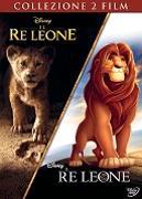 Cover-Bild zu Il Re Leone (2 Movie Coll.) Anim + LA (LA) von Favreau, Jon (Reg.)