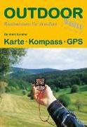 Cover-Bild zu Karte Kompass GPS