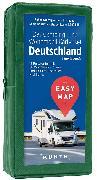 Cover-Bild zu EASY MAP Das Camping- und Wohnmobil Kartenset Deutschland
