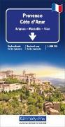 Cover-Bild zu Provence-Côte d'Azur. 1:200'000