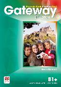 Cover-Bild zu Gateway 2nd edition B1+ Student's Book Premium Pack