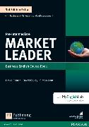 Cover-Bild zu Market Leader 3rd Edition Extra Pre-intermediate Course Book with DVD-ROM & MyEnglishLab