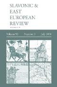 Cover-Bild zu Rady, Martyn (Hrsg.): Slavonic & East European Review (92