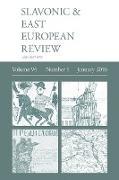 Cover-Bild zu Rady, Martyn (Hrsg.): Slavonic & East European Review (94