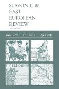 Cover-Bild zu Rady, Martyn (Hrsg.): Slavonic & East European Review (95
