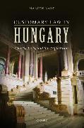 Cover-Bild zu Rady, Martyn: Customary Law in Hungary