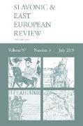 Cover-Bild zu Rady, Martyn (Hrsg.): Slavonic & East European Review (97