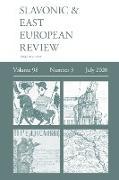 Cover-Bild zu Rady, Martyn (Hrsg.): Slavonic & East European Review (98