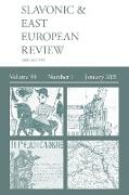 Cover-Bild zu Rady, Martyn (Hrsg.): Slavonic & East European Review (99